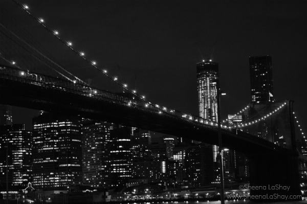 """New York Sky Line"""