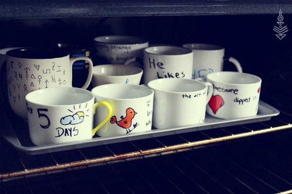 """""""Make Your Own Mug"""""""