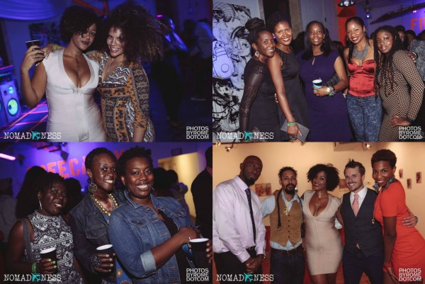 nomadness travel tribe anniversary party