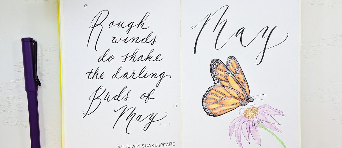May Setup with Free Printables ⋆ Sheena of the Journal