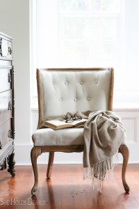 Reupholster Antique Chair | Antique Furniture