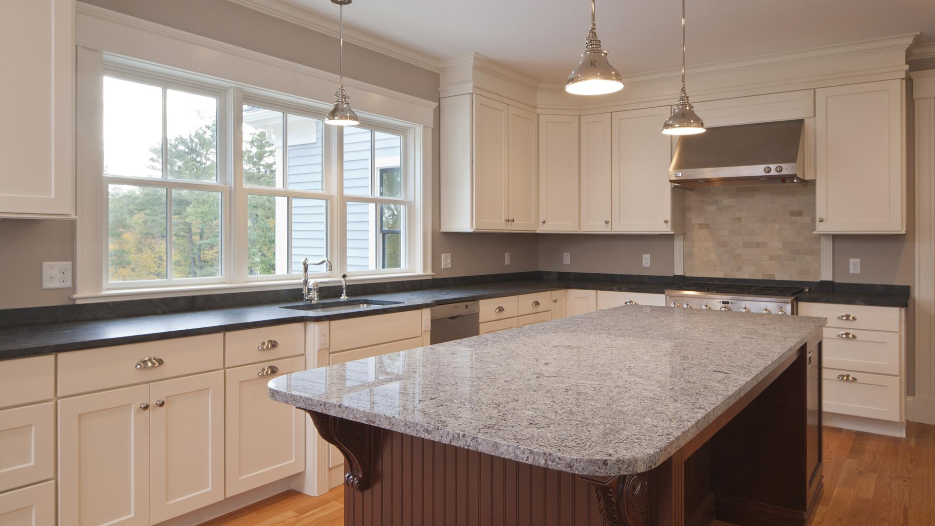 Kitchen Countertop Cabinets Photos Proof Your Kitchen Countertops Don T Have To Match Sheknows