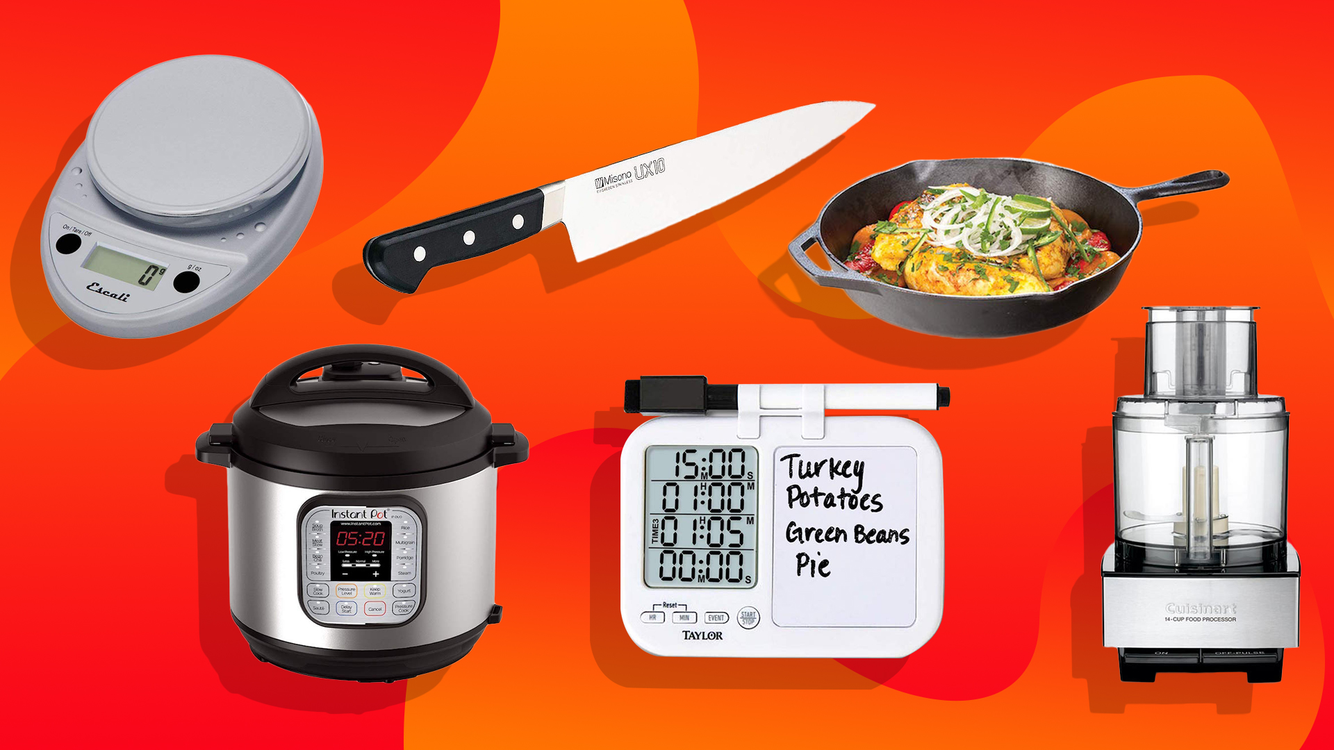 Gadget Cuisine The 13 Kitchen Gadgets That Will Actually Make You A Better Cook