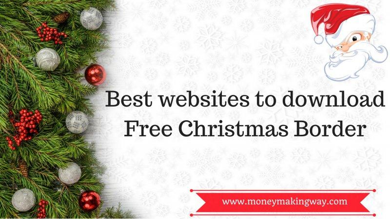 3,242 Best free Christmas Borders - SheKnowsFinance - borders for christmas letter