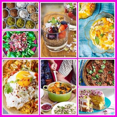 Recipes for Ramadan - Shelina Permalloo