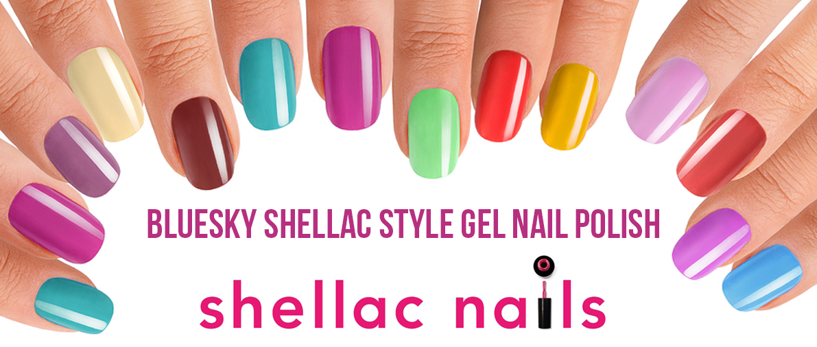 Bluesky Shellac Shellac Nails Direct From Eur9 Per Bottle