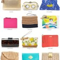 Spring + Summer 2014 Clutches