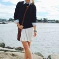 LC Lauren Conrad Circle Skirt