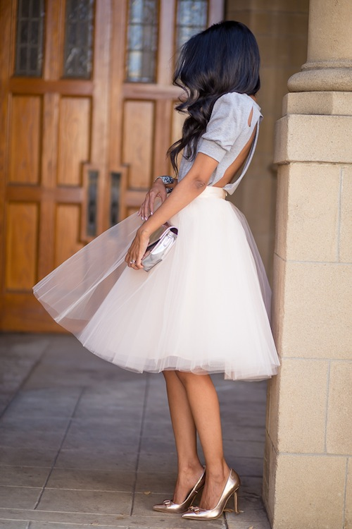 Ballerina Chic | Walk in Wonderland Blog
