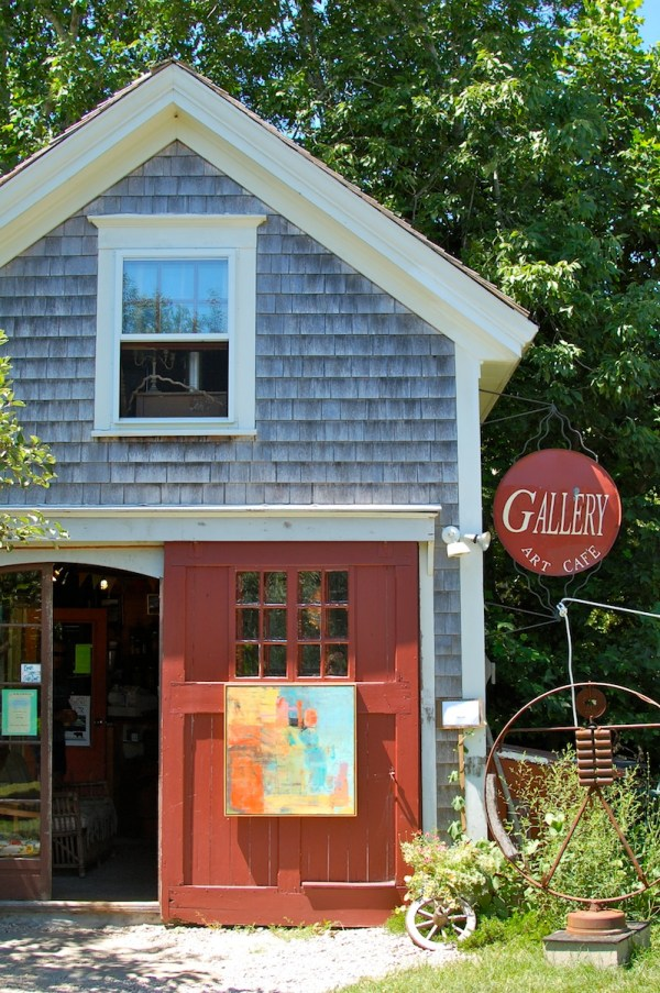 Art Cafe Little Compton RI