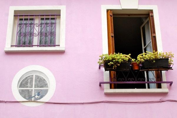 Pink Wall Paris