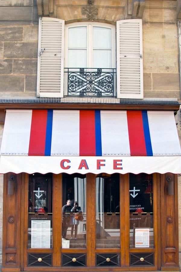 Cafes 6th Arrondissement Paris