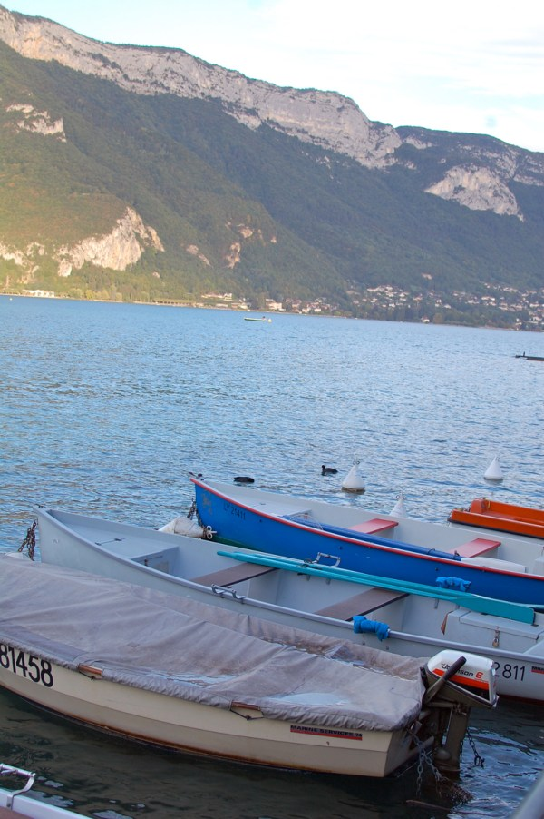 Lake Annecy Boating