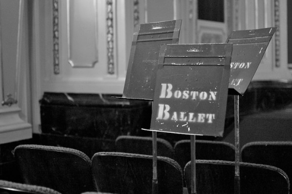 Boston Ballet Opera House
