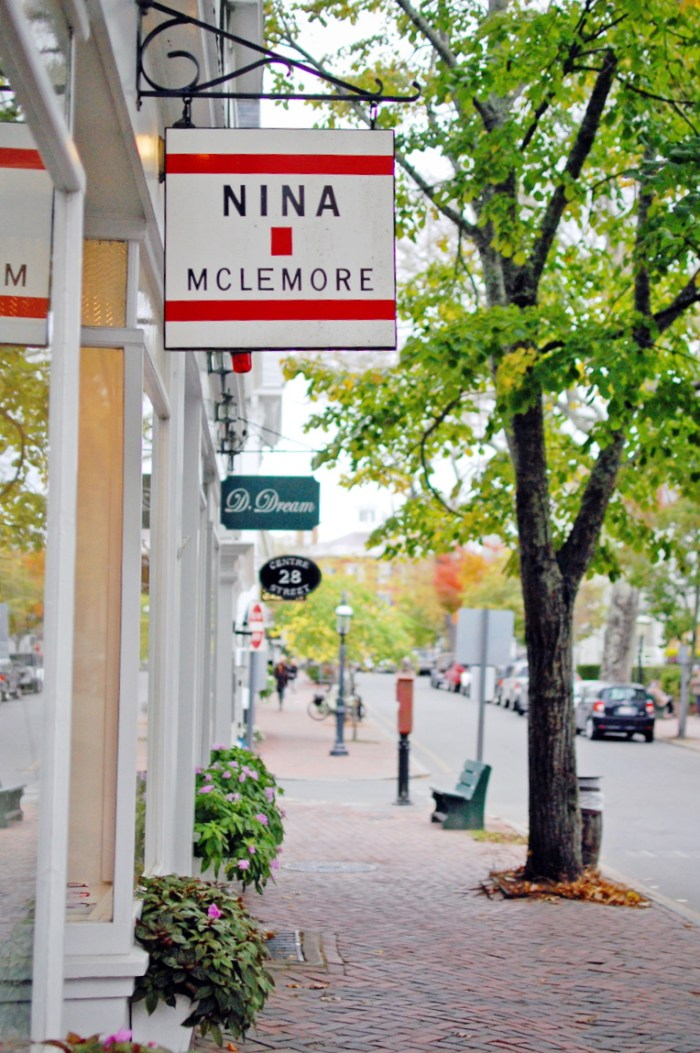 Nina McLemore Nantucket