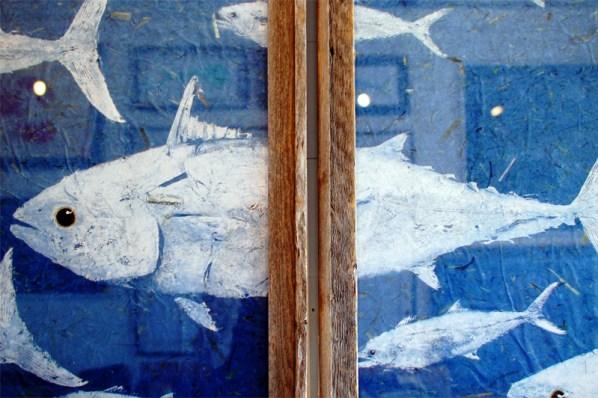 Nantucket Gyotaku