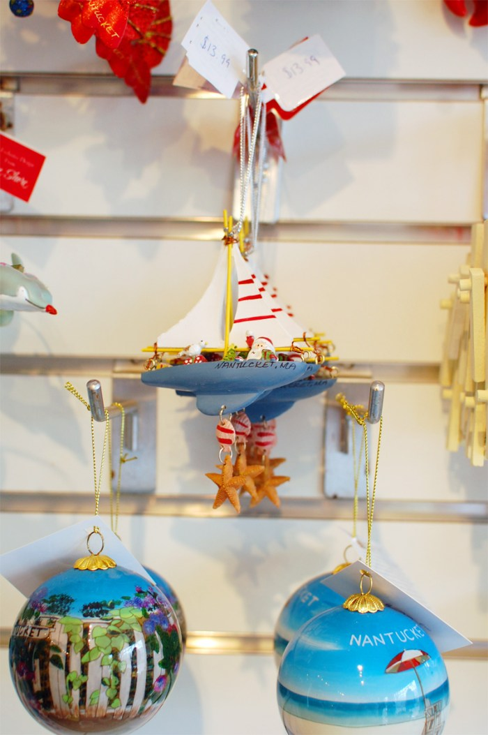 nantucket ornaments