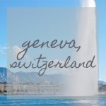 Geneva Travel Guide