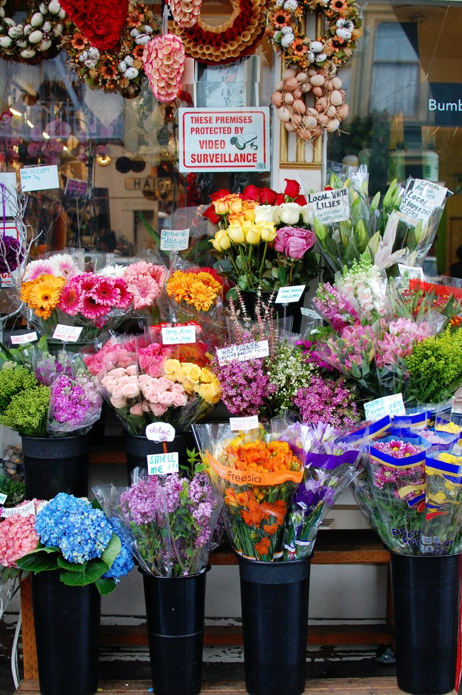 Flower Shop Noe Valley