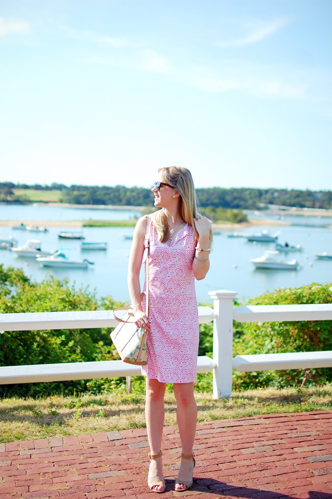 Ellie Kai Dress Cape Cod