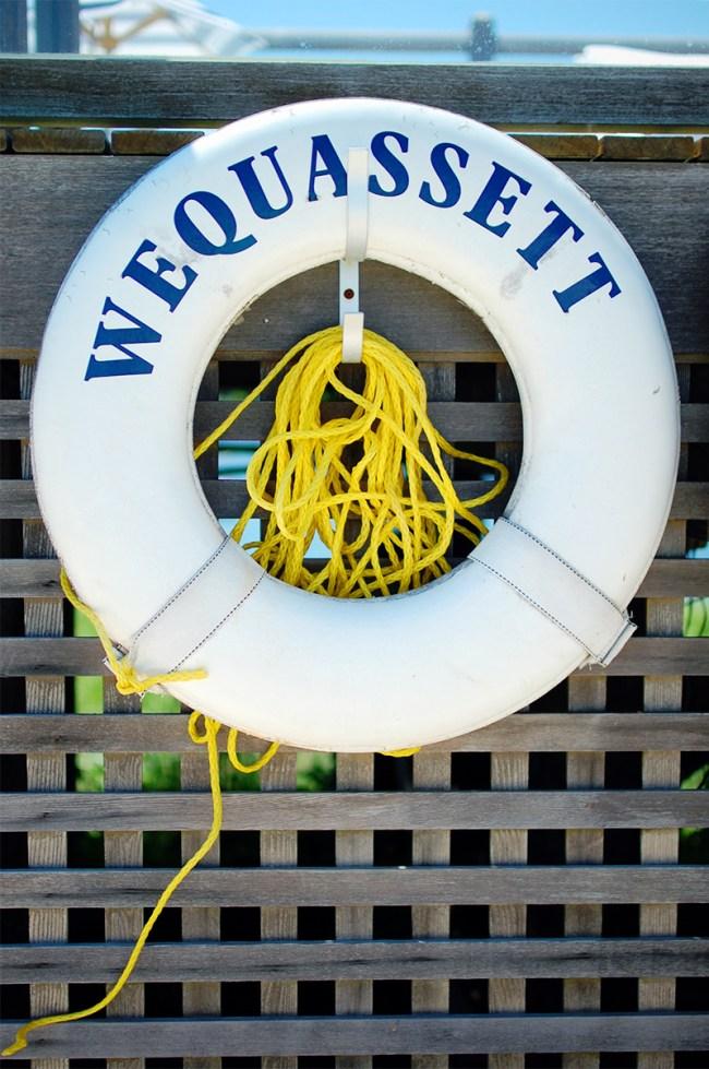 Wequassett Pool