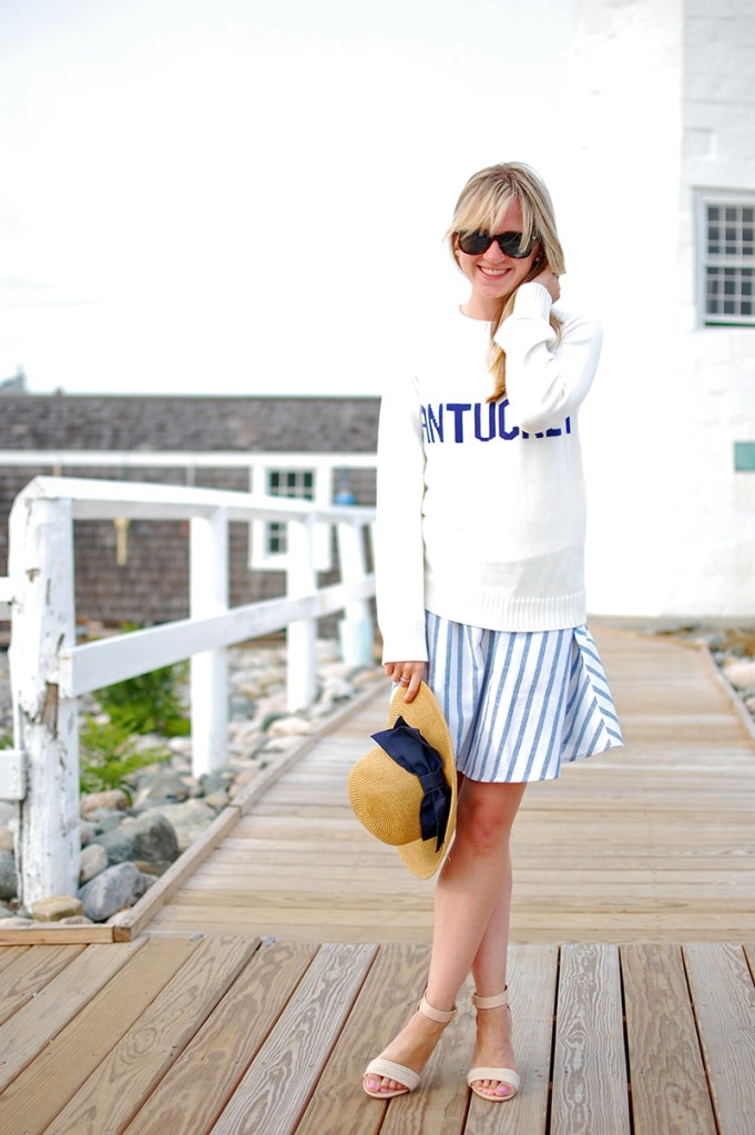 skinny dip nantucket sweater
