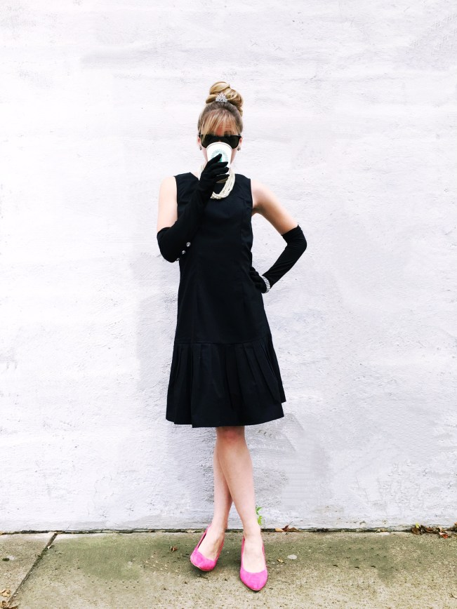 Easy Holly Golightly Costume