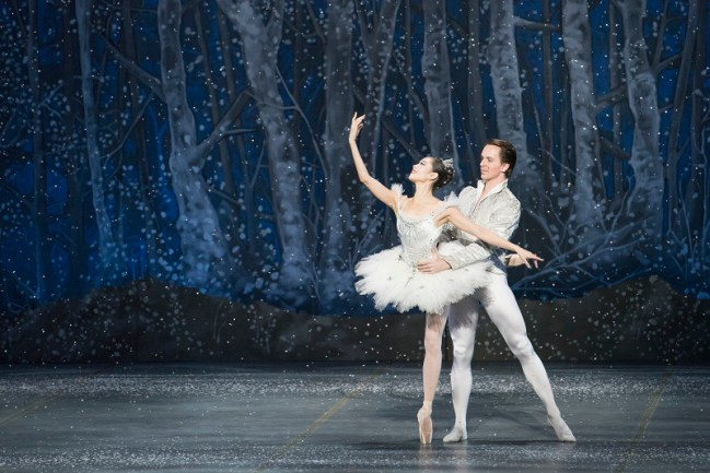 seo hye han; paul craig boston ballet