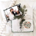 posh and prep christmas card; rifle paper co wrapping paper