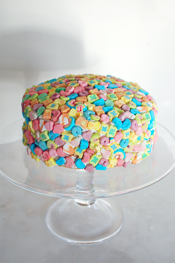 funfetti lucky charms cake recipe