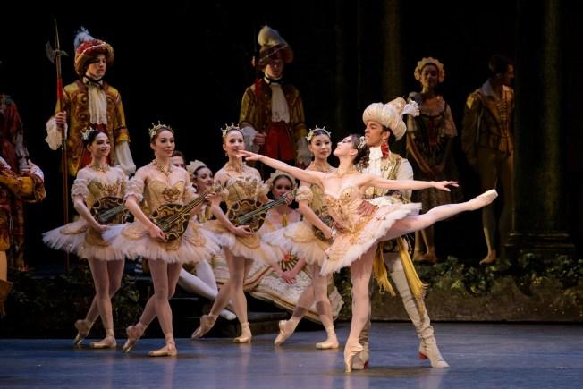 boston ballet Misa Kuranaga Irlan Silva