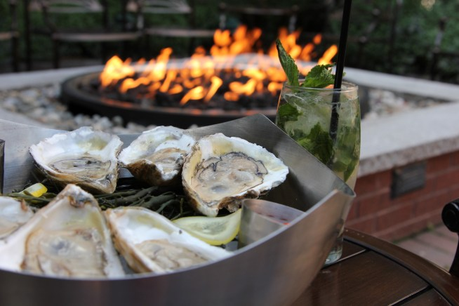 best oysters portland maine