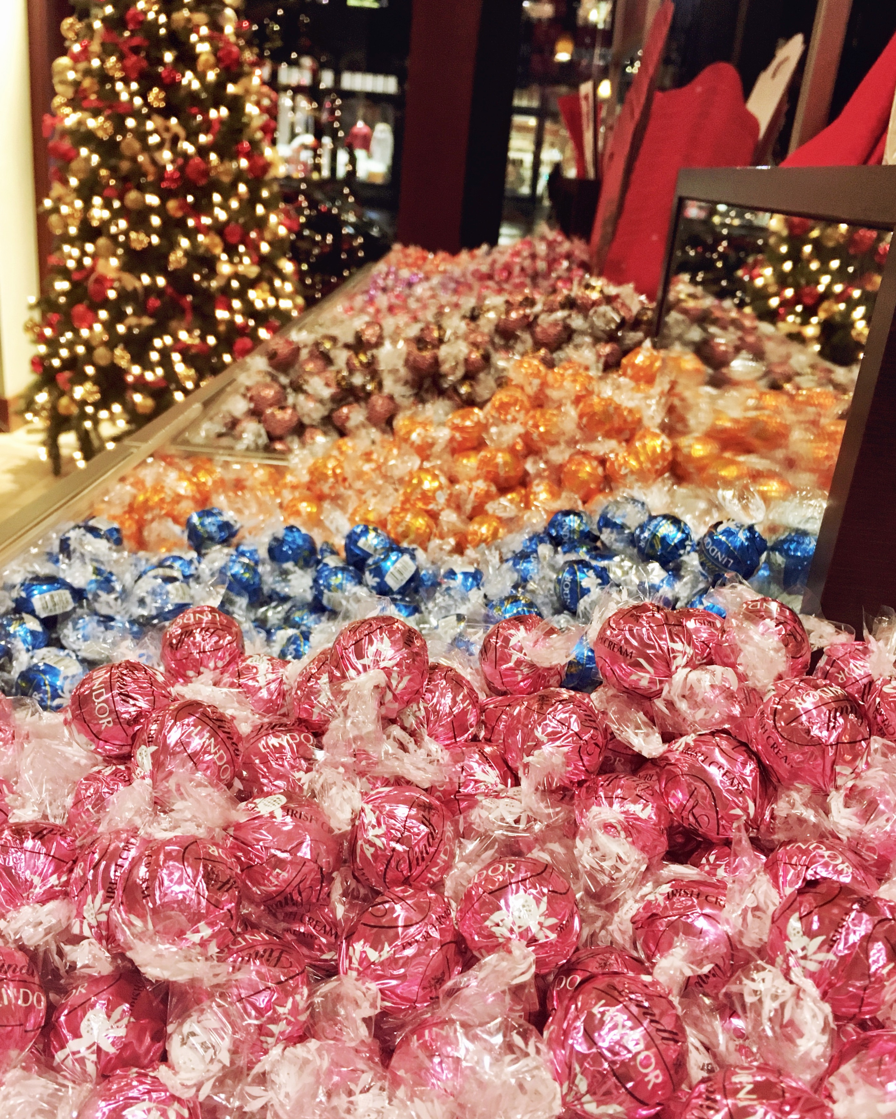 Every Day I\'m Trufflin\': Holiday Gift Giving with Lindt Chocolate Boston