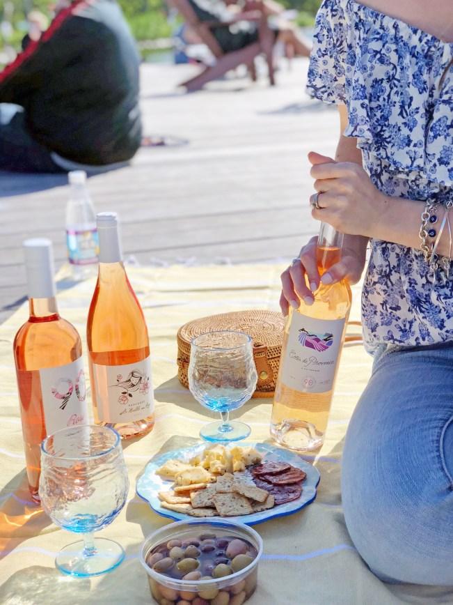 90+ cellars rosé cruise boston
