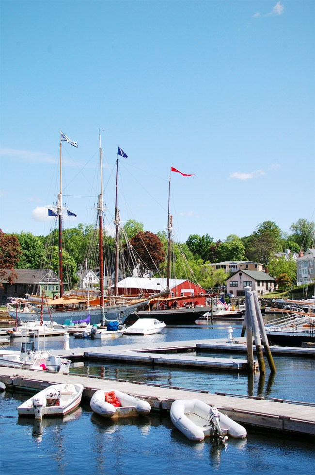 what to do camden maine