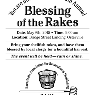 Blessing of the Rakes 2015