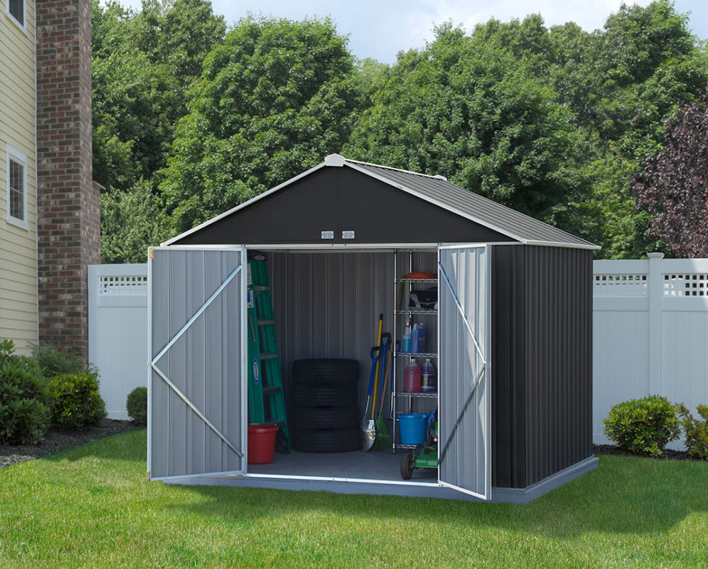 Garage Storage Buildings Arrow Storage Products Shelterlogic Corp