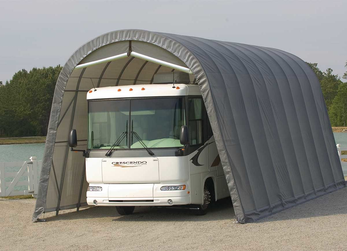 Garage Awning Extension 4 Reasons Why You Need Rv Storage And Rv Protection