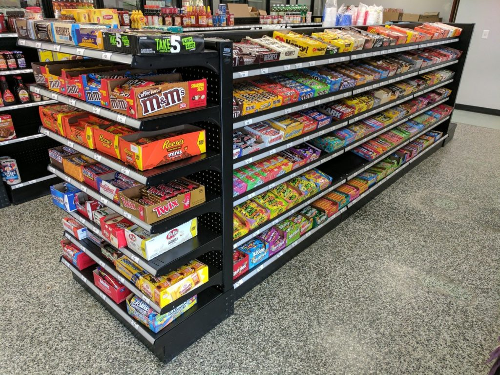Store Shelving Convenience Store Shelving C Store Fixtures Displays