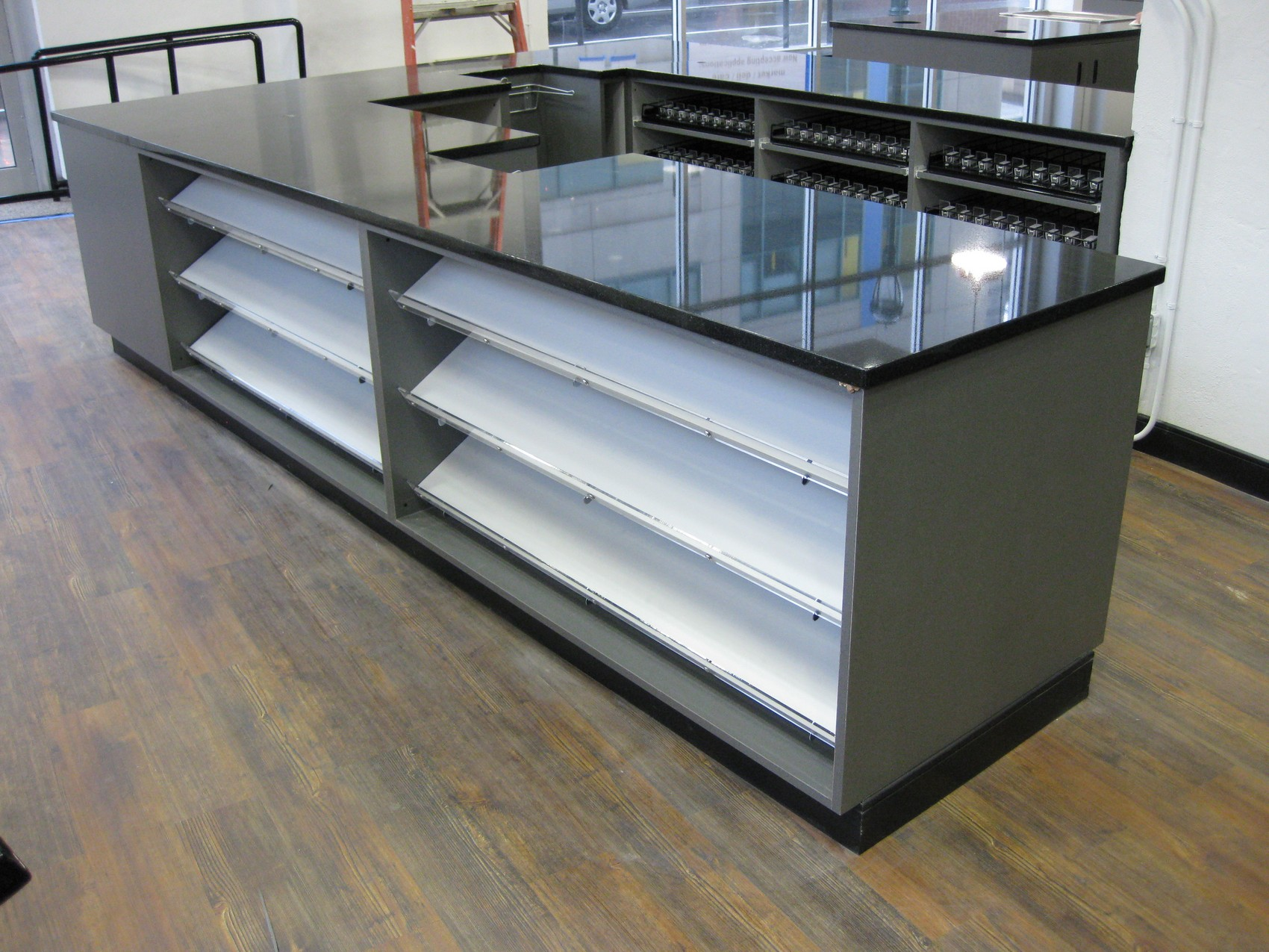 Sale Counter Design Retail Sales Counters Checkout Counters Shelving Depot