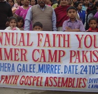 faithcamp