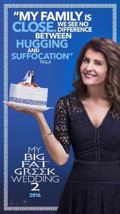 My Big Fat Greek Wedding 2 - Quotes