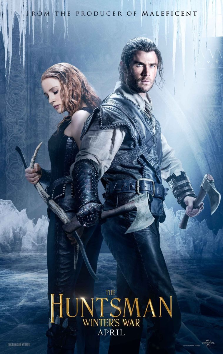 The Huntsman: Winter's War - Quotes