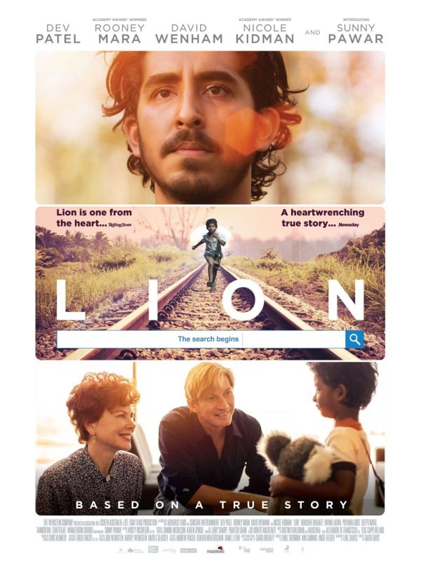 Lion - Movie Discussion