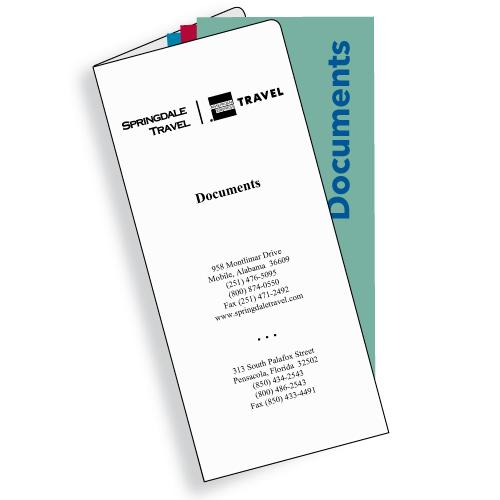 TICKET ENVELOPE Style D (3-3/4\u2033 x 8-1/2\u2033) Travel  Ticket Folder