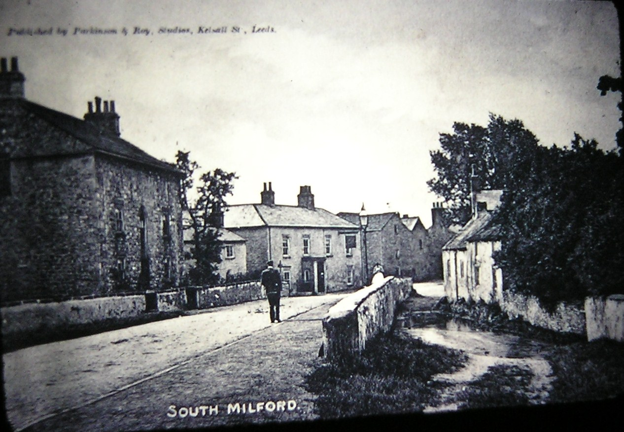 Aviation Aircraft South Milford Low Street | Sherburn In Elmet Local History
