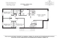 The Shanaya 1293 sq ft Bi-Level - Shergill Homes