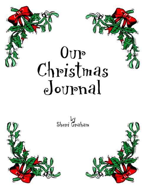 Why you need to begin NOW to plan for the holidays! - Sheri Graham - holiday borders for word documents free