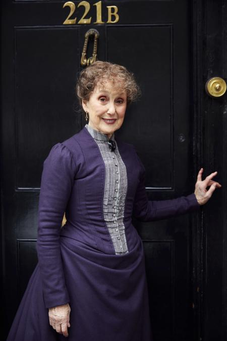 Sherlock Bbc Quotes Wallpaper Mrs Hudson Sherlocks Home