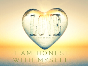 IAMhonestwithmyself